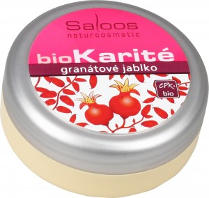 bioKarité balzam Granátové jablko